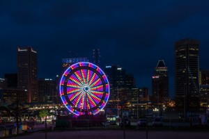 Light City Ferris wheel _ 11