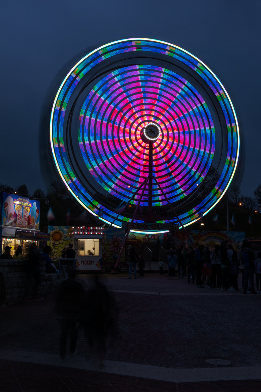 Light City Ferris wheel _ 05