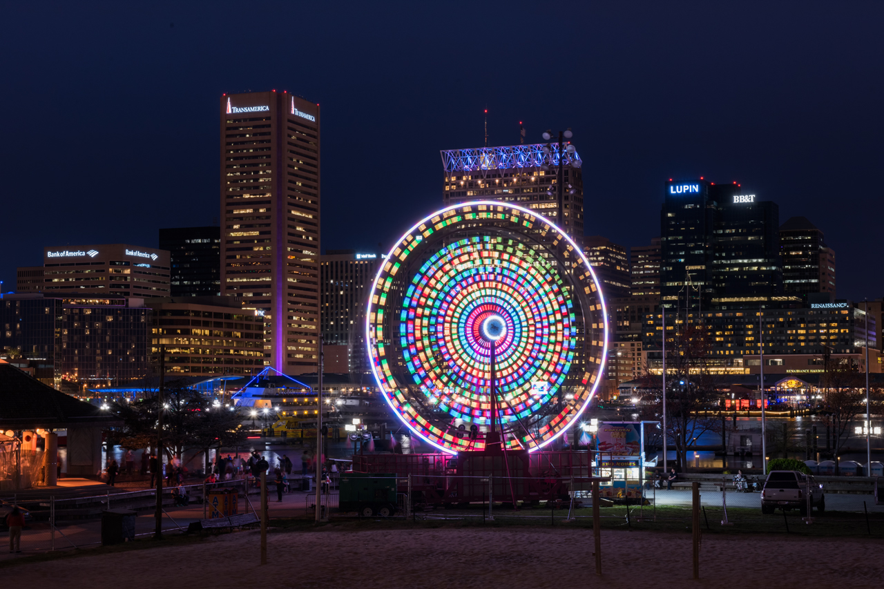 Light City Ferris wheel _ 10